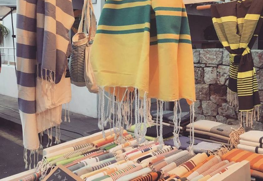 tunisian fouta beach towels