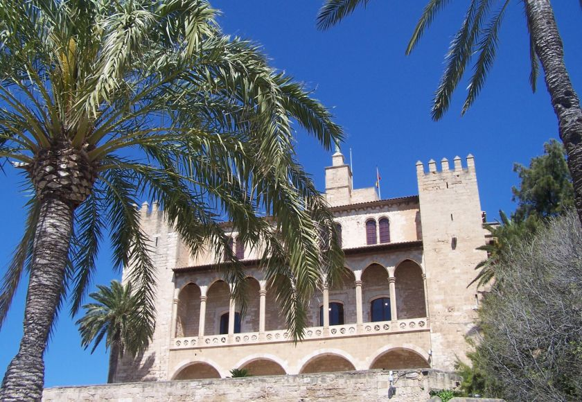 concerts in the almudaina palace