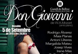 don giovanni at bellver castle