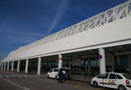 mallorca airport in december