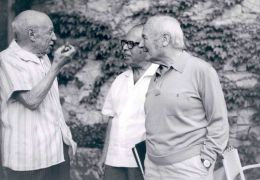 picasso and miro