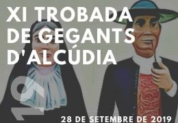 11th annual Giants festival alcudia