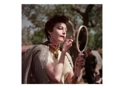 ava gardner by robert capa
